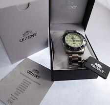 XXL 45 mm Orient Mako FEM75005R9 Automatic Watch Automatik Herren Taucher Uhr