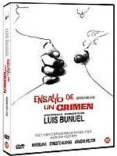 [US SHIPPER] Ensayo De Un Crimen Luis Buñuel Ernesto Alonso 1955 NEW DVD Spanish