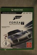Forza Motorsport 7 (Microsoft Xbox One, 2017)