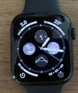 Apple Watch Series 6 44mm Space Grey Aluminum Case Cellular