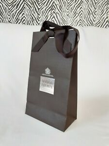 Molton Brown Luxury Gift Carrier Bag with Ribbon 30.5 cm/ 17 cm/ 9 cm Imperfect
