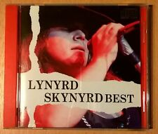 LYNYRD SKYNYRD Best rare CD South Korea MINT RONNIE VAN ZANT