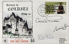 More details for rare colditz signed inmate fdc 1980