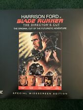 Blade Runner - The Directors Cut (Laserdisc Cav, 1993, 2-Disc Set)
