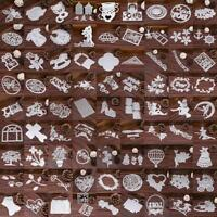 Metal Cutting Dies Stencil Scrapbook Paper Cards Craft Embossing DIY Die-Cut Art