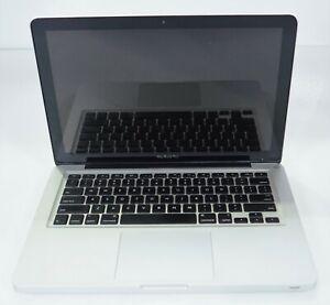 Apple A1278 MacBook Pro 2011 Intel i7-2620M 4GB Parts Repair MC724LL/A No HDD
