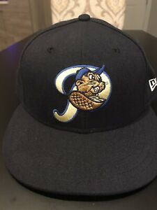 Portland Beavers New Era 5950 Hat Cap Size 7 1/4 NWT Made In USA