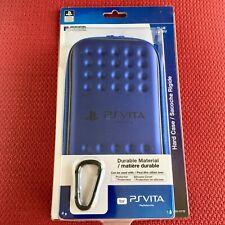 Hori Hard Case Blue PlayStation VITA Brand New