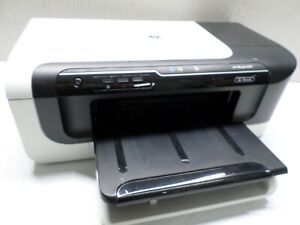 HP OfficeJet 6000 Color Ethernet USB 600dpi Workgroup Laser Printer CB051-64001
