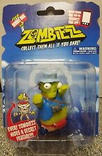Zombiezz #162 Chuck Brainguzzler Action Figure Series 1 Global Holdings 2013 ETM