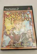 Escape From MONKEY ISLAND (2001 sony PlayStation 2 Game) PS2 Lucas Arts