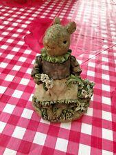 Deko Figur Garten Maus ca. 10cm