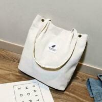 Fashion Women's Canvas Tote Bags Large Capacity Handbag Ladies Bag Bag Satc I8L5