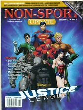 NON SPORT UPDATE - JUSTICE LEAGUE COVER + STAR WARS EVOLUTION + 007 - NO CARDS