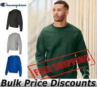 Champion Mens Reverse Weave Crewneck Sweatshirt Blank Solid S149 up to 3XL