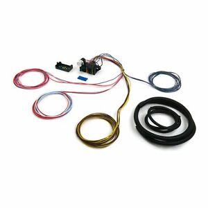 Wire Harness Fuse Block Upgrade Kit for 32-55 Willys Stranded Insulation PolyPro