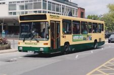 BUS PHOTO WALES NEWPORT PHOTOGRAPH PICTURE SCANIA