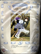 """Little Slugger"" #82032 Treasured Toggery 12"" Doll Clothing Kit Baseball Player"