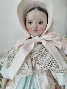 High quality Izannah Walker Reproduction Doll, breathtaking!