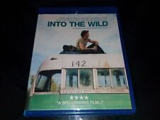 Into the Wild (Blu-ray Disc, 2013)