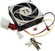 Thermaltake 80mm x 25mm Smart Case Fan w/ Thermal Control By Temperature A1214