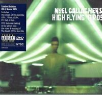 Noel Gallagher's High Flying Birds (2011) Limited Edition CD+DVD NEW  SPEEDYPOST