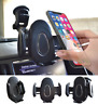 Universal Windshield Dashboard Mount Car Phone Holder for iPhone X XS Max XR