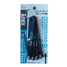 ANEX NO.6103-F Ultra Low Profile Slim Offset Hex Wrench