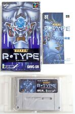 SUPER R-TYPE Nintendo Super Famicom SFC SNES Japan (1)