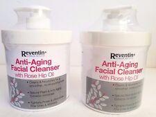 Reventin Anti-Aging Facial Cleanser w/Rose Hip Oil ( 2 PACK)