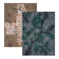 WCAJ01 UN PLATEAU DE JEU (2 FACES) WARCRY WARHAMMER AOS BITZ