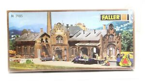 Spur N Faller 2185 Bausatz: Maschinenfabrik, OVP
