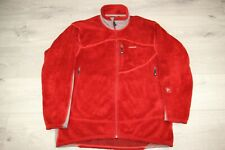 Patagonia Classic Retro-X Vintage Red  Windproof Jacket Men's Size L