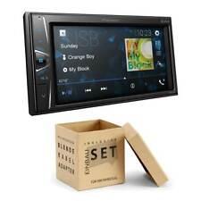 Pioneer DMH-G220BT 2 DIN Auto Radio Bluetooth für Volkswagen VW Crafter schwarz