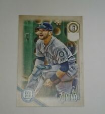 2018 Gypsy Queen  ** MISSING TEAM PLATE LOGO SP **  #139 Mike Zunino   SEATTLE