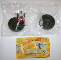 Dragon ball Z Gashapon Combo Collection Gis & Junior Clear Bandai