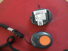 RISCO Wireless Emergency Key Fob, With One Button Design MODEL RWT51P