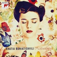 KHATIA BUNIATISHVILI - MOTHERLAND  CD NEW+