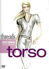 Threads Fitting DVD Series - Torso (DVD, 2008)
