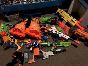 NERF guns BULK LOT toys Blasters Crossbow toy guns Boys Toys Fortnite