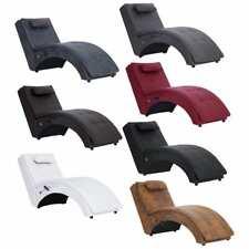 vidaXL Chaiselongue mit Massage Lounge Liegesessel Relaxliege mehrere Auswahl