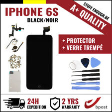 A+ LCD SCHERM ÉCRAN FULL ASSEMBLY BLACK NOIR +TOOLS &VERRE TREMPÉ FOR IPHONE 6S