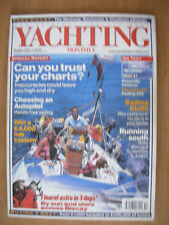 YACHTING MONTHLY MAGAZINE OCTOBER 2002 No 1154