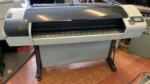 HP DesignJet T1300 PostScript Large Format Plotter Printer