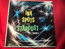 V-96 THE INK SPOTS Sing Stardust Volume 3 ...... 2229-A ....... DIPLOMAT RECORDS