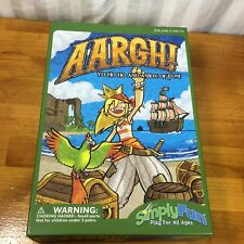 AARGH! Pirate Board Game Complete