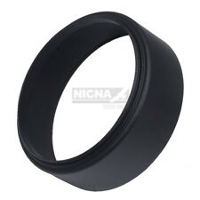 Screw-mount 62mm Metal Lens Hood fr Canon Nikon Sony Pentax Olympus Camera 62 mm