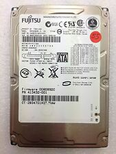 Hard Disk Drive HDD spares parts FAULTY 80GB FUJITSU MHV2080BH CA06672-B25300C1