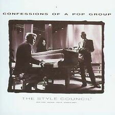THE STYLE COUNCIL Confessions Of A Pop Group CD BRAND NEW Remastered Paul Weller