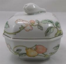 Villeroy & and Boch FRUIT GARDEN sugar bowl with lid